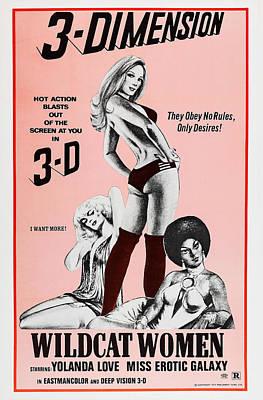 Erotic Movie Poster Photographs
