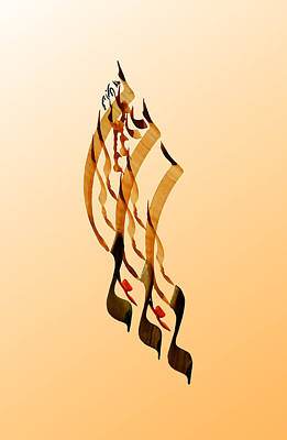 Calligraphic Drawings