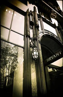 Bryant Park Hotel Photographs Prints