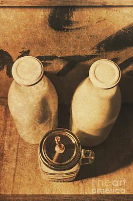 Milk Farm Restaurant Photographs