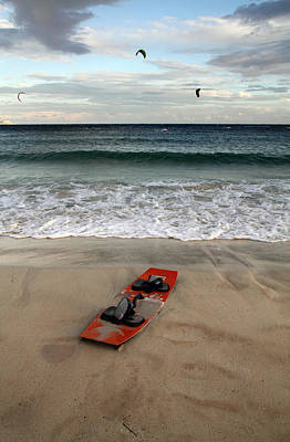 Kiteboarding Art
