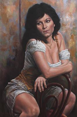 Casual Portraits Art