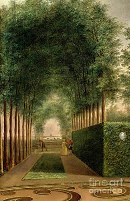 Designs Similar to A Formal Garden