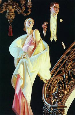 Joseph Christian Leyendecker Art