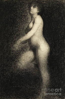 Designs Similar to Female Nude By Seurat