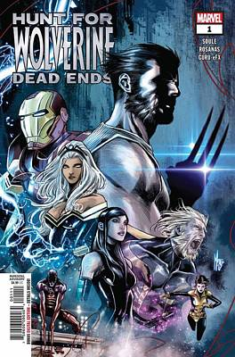 Designs Similar to Hunt For Wolverine Dead Ends