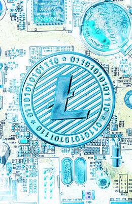 Litecoin Photographs