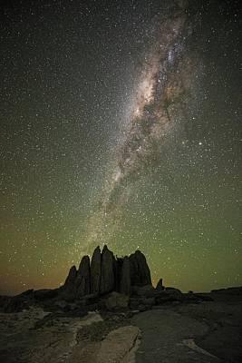 Designs Similar to Milky Way Over Kubu Island