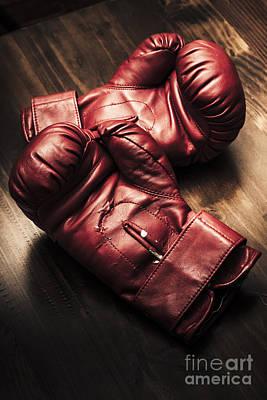 Kickboxing Photographs