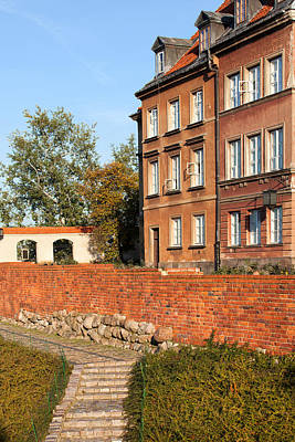 Designs Similar to Old Town In Warsaw