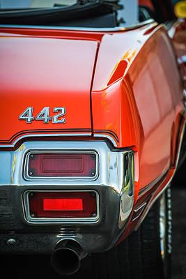 Oldsmobile 442 Art Prints