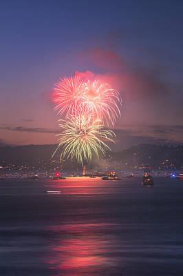 Marin County Firework Prints