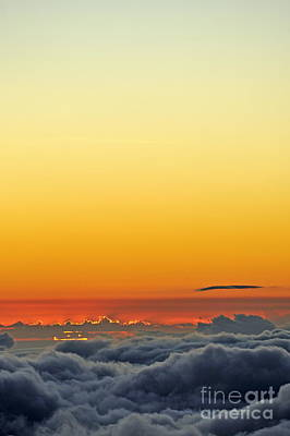 Designs Similar to Above Cloudscape At Sunset
