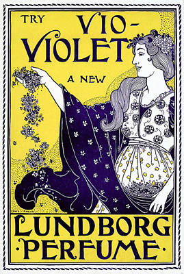 Designs Similar to Ad Lundborg Perfume, C1895