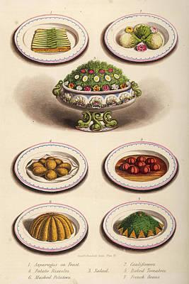 Cauliflower Drawings