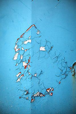 Peeling Paint Art Prints