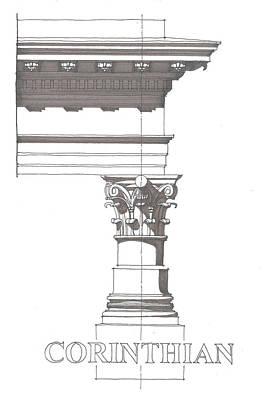 Vitruvius Original Artwork