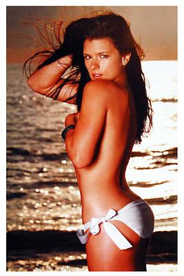 Danica Patrick Model Photographs