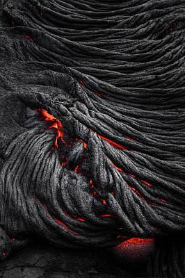 Magma Art Prints