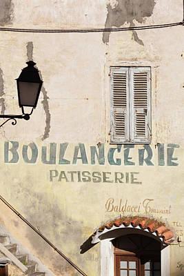 Boulangerie Photographs