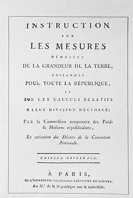 Designs Similar to French Decimalisation