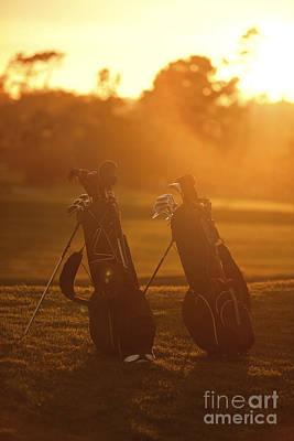 Designs Similar to Golf Bags At Sunset