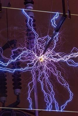 Electric Current Photographs Prints