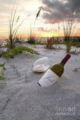 Sand Bottles Art