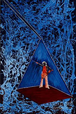 Led Zeppelin Ii Paintings Original Artwork