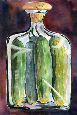 Dill Pickles Paintings