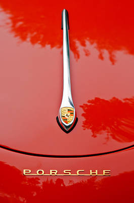 Designs Similar to Porsche Hood Emblem -0516c