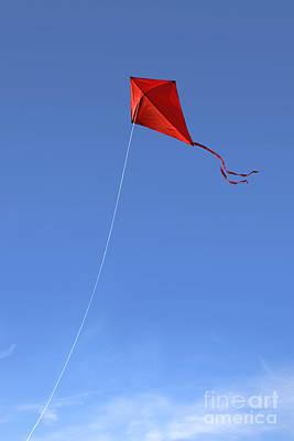 Flying Kite Photographs