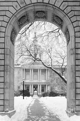 Concord. Winter Prints