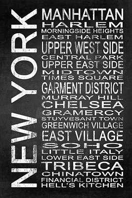 East Village Mixed Media