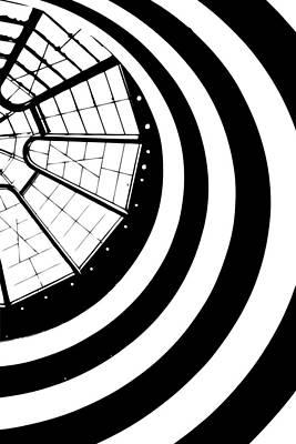 Fine Curved Digital Art