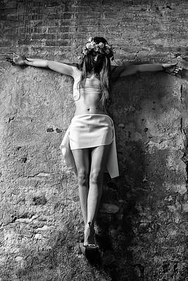 Crucifiction Art