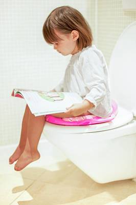 Designs Similar to Toddler Reading On The Toilet