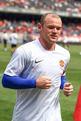 Wayne Rooney Photographs