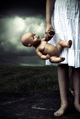 Designs Similar to Girl With A Baby Doll