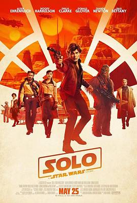 Designs Similar to Solo A Star Wars Story