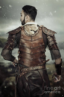 Designs Similar to Back View Of Viking Costume
