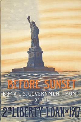 Designs Similar to Before Sunset Buy Bonds 1917