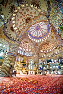Sultan Ahmet Camii Art