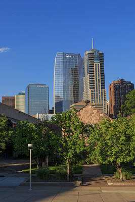 Designs Similar to Denver Skyline Emmanuel Chapel