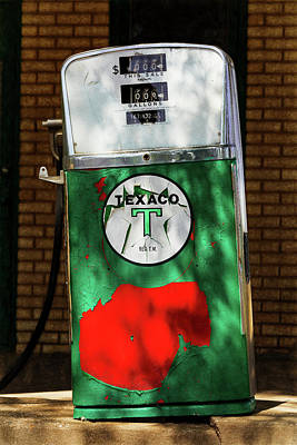 Designs Similar to Gassed - Route 66 Texaco Pump