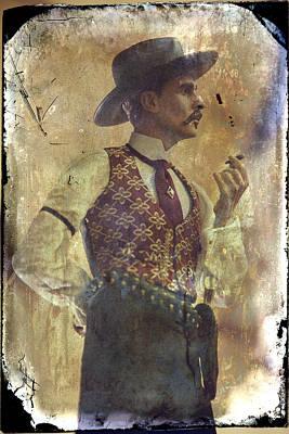 Wyatt Earp Art