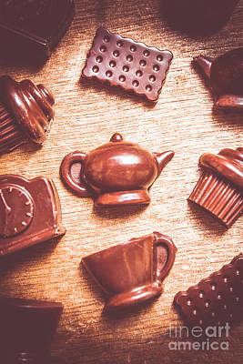 Chocoholic Photographs
