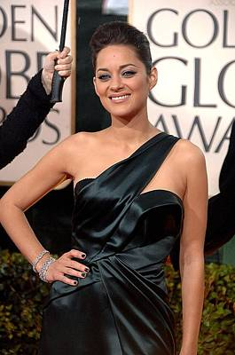 The 67th Annual Golden Globes Awards - Arrivals Prints