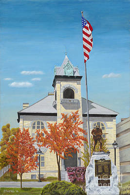Designs Similar to Monroe County Courthouse