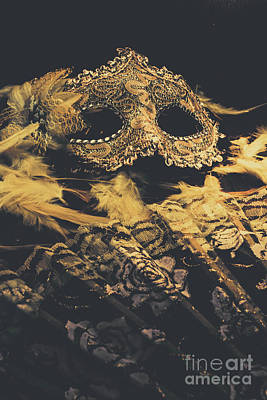 Theater Masks Prints